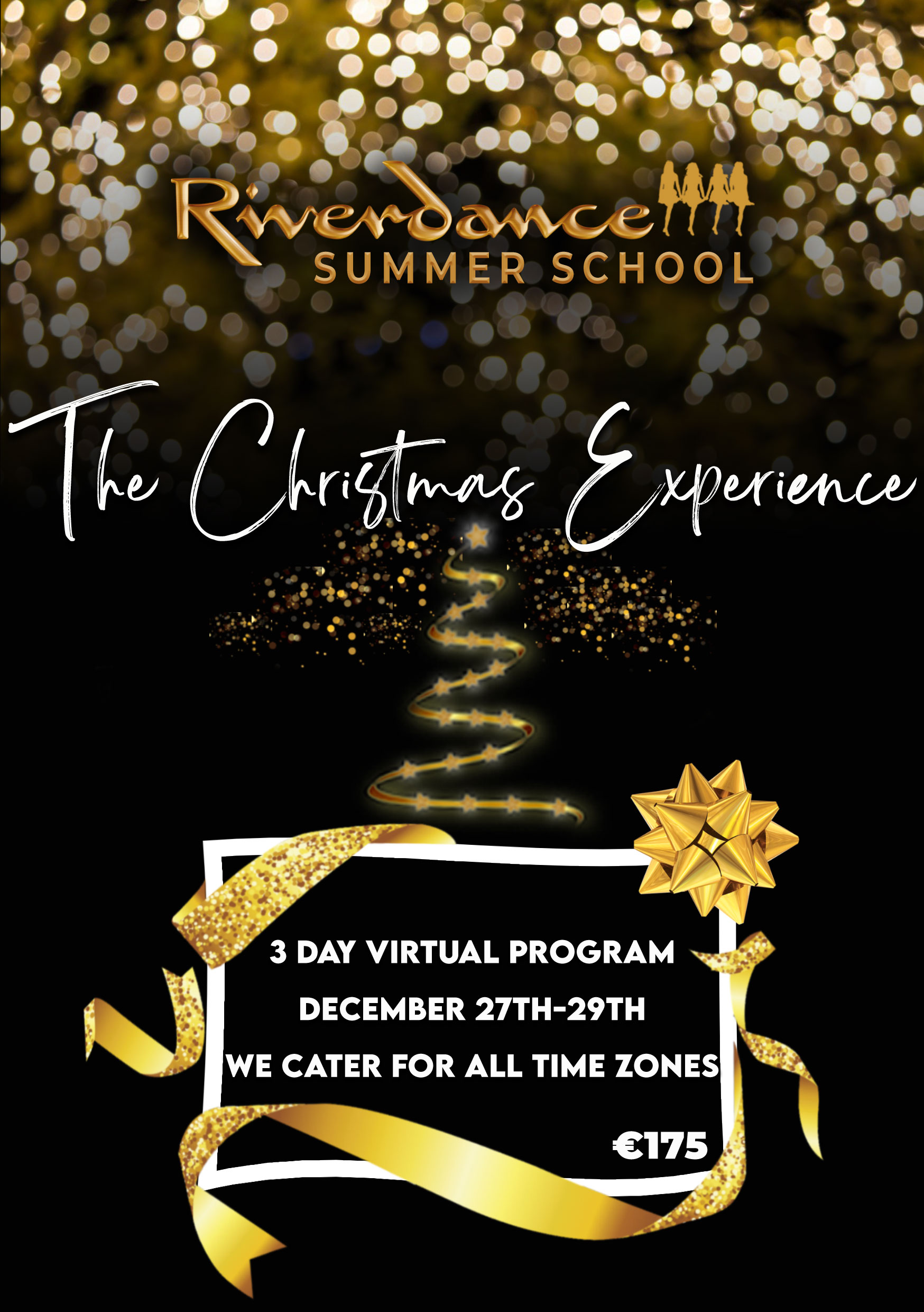 Christmas Holidays with Riverdance!