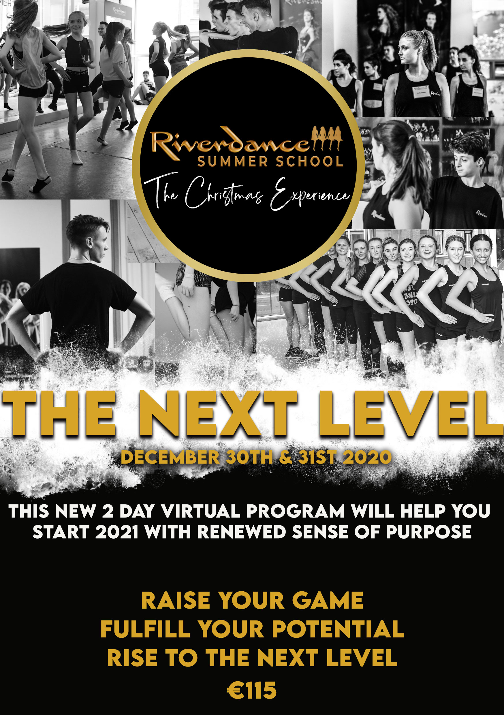 Riverdance's Next Level Program